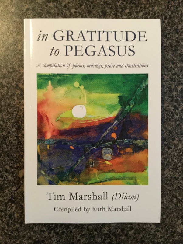 in gratitude to pegasus book